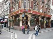 St. James Tavern London