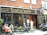 Samuel Pepys London