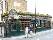 The Grand Union Pub London