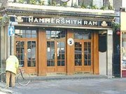 The Hammersmith Ram London