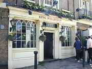 King William IV London