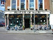 The Princess Of Wales London