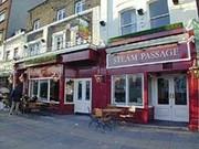 The Steam Passage London