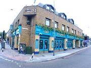 The Asparagus London