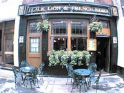 Black Lion & French Horn London