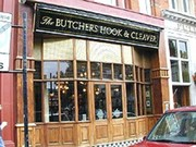 "Butcher""s Hook & Cleaver London"