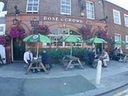 Rose & Crown London