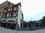 Blind Beggar London
