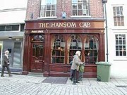 The Hansom Cab York