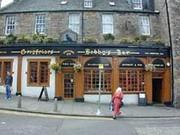 """Greyfriars"""" Bobby""""s Bar Edinburgh"""