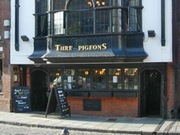 The Three Pigeons Guildford