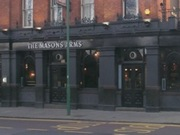 "The Mason""s Arms London"