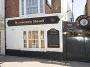Saracens Head Worcester